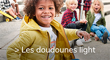 doudounes light