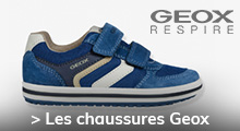 Les chaussures Geox