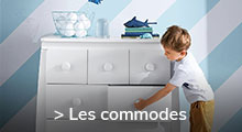 Les commodes